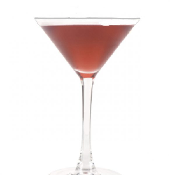 Candy Apple Martini