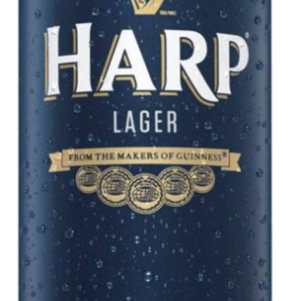 Harp Lager Tall Can