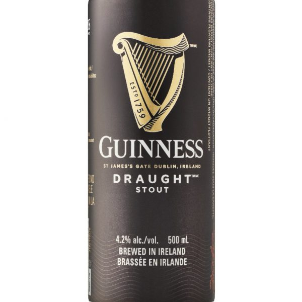 Guinness Pub Draught Can