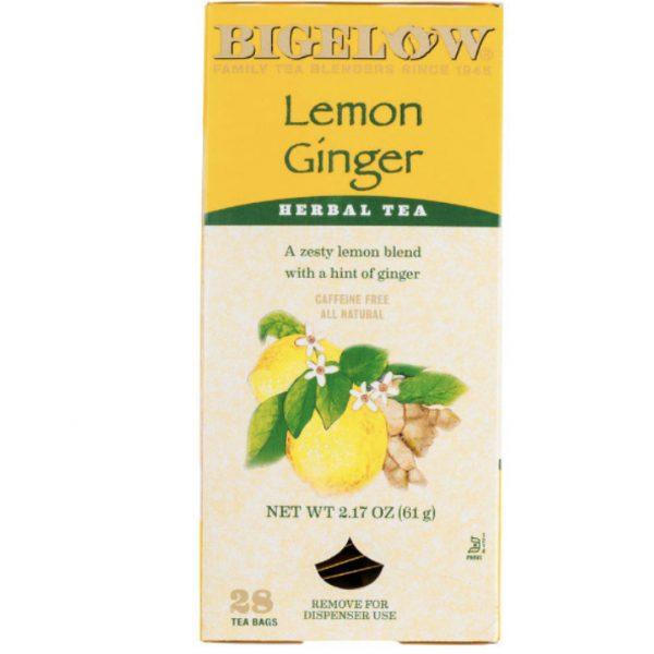 Tea -Lemon Ginger